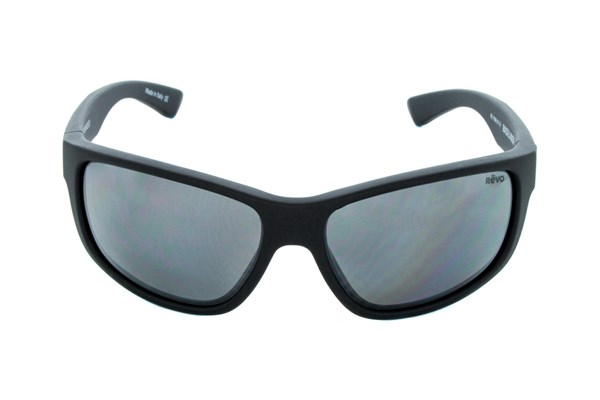 Revo Baseliner Black Sunglasses