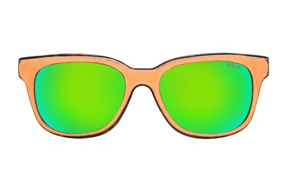 Revo Drake Brown Sunglasses