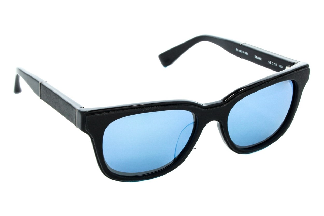 Revo Drake Sunglasses - Black