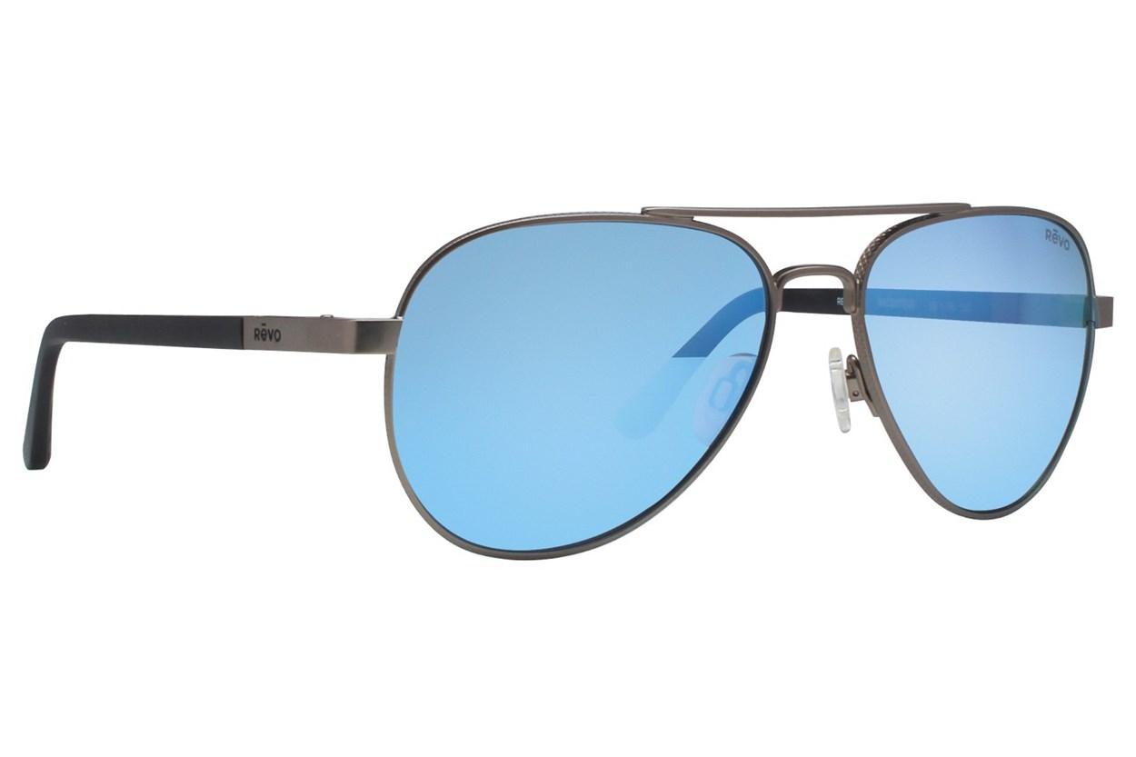 Revo Raconteur Gray Sunglasses