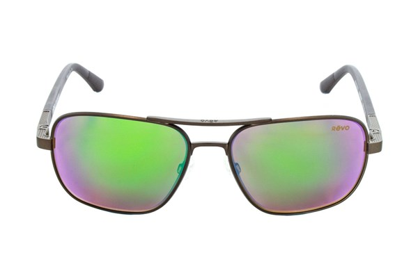 Revo Freeman Sunglasses - Brown