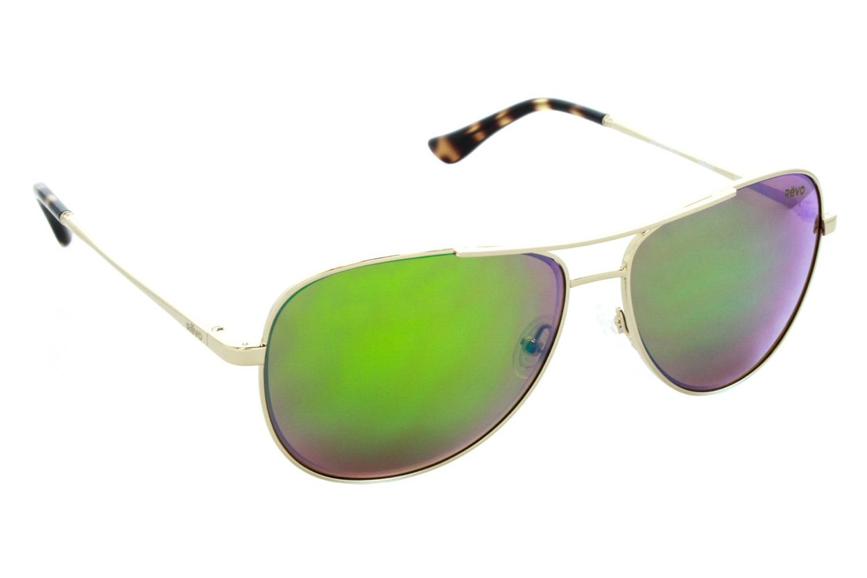 Revo Relay Gold Sunglasses