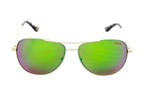 Revo Relay Sunglasses - Gold
