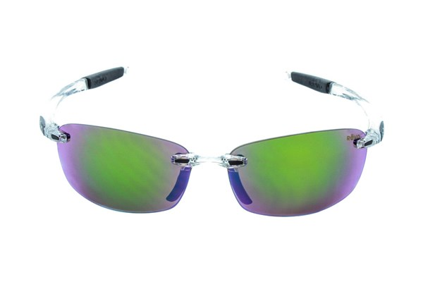 Revo Descend E Sunglasses - Clear