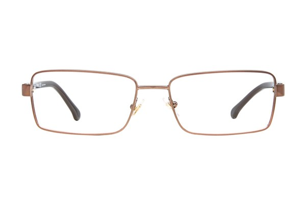 Brooks Brothers BB1028 Eyeglasses - Brown