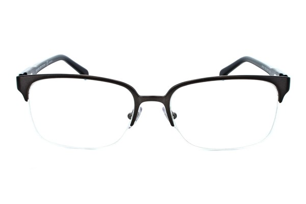 Brooks Brothers BB1029 Eyeglasses - Gray