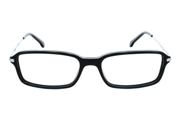 Brooks Brothers BB2022 Eyeglasses - Black