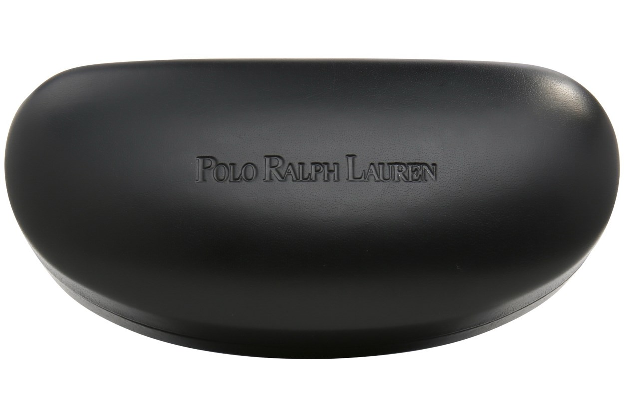 Alternate Image 1 - Polo Prep PP8513 Black Eyeglasses