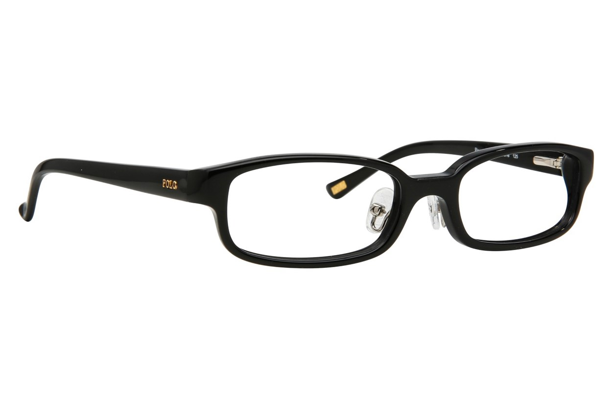 Polo Prep PP8513 Black Eyeglasses
