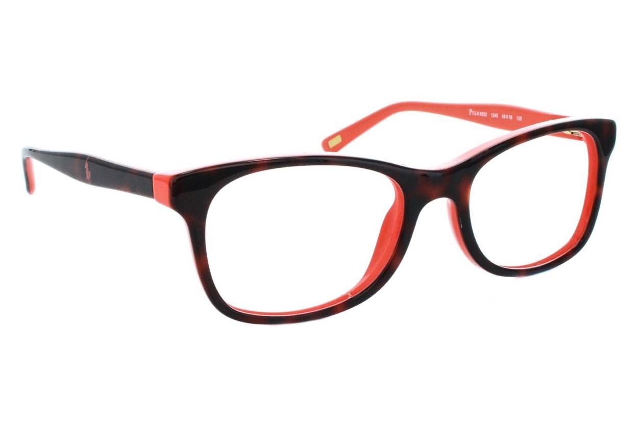 Polo Prep PP8522 Tortoise Eyeglasses