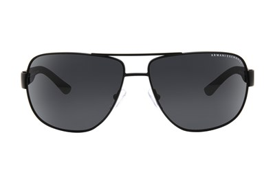 Armani Exchange AX2012S Black