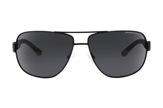 Armani Exchange AX2012S Black Sunglasses