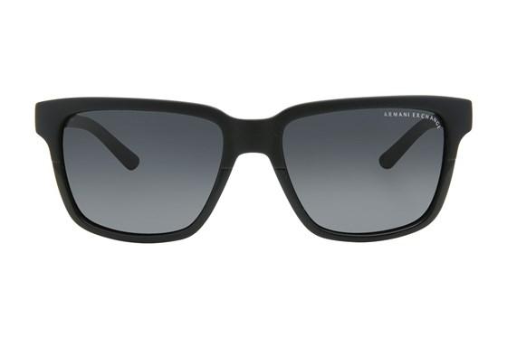 Armani Exchange AX4026S Black Sunglasses