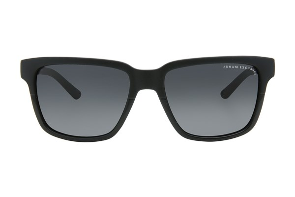 Armani Exchange AX4026S Sunglasses - Black