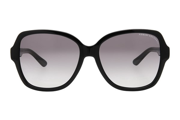 Armani Exchange AX4029S Sunglasses - Black