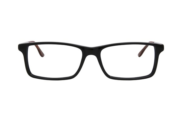 Ralph Lauren RL6128 Black Eyeglasses