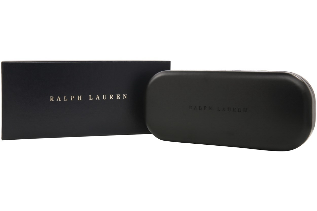 Alternate Image 1 - Ralph Lauren RL6128 Eyeglasses - Black