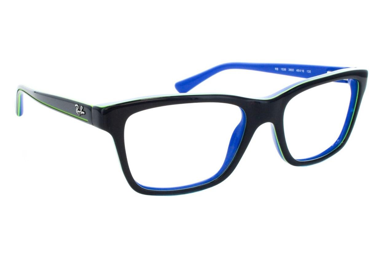 Ray-Ban® Youth RY 1536 Gray Eyeglasses