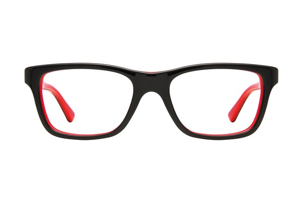 Ray-Ban® Youth RY 1536 Eyeglasses - Black