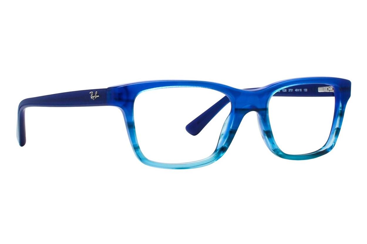 Ray-Ban® Youth RY 1536 Blue Eyeglasses