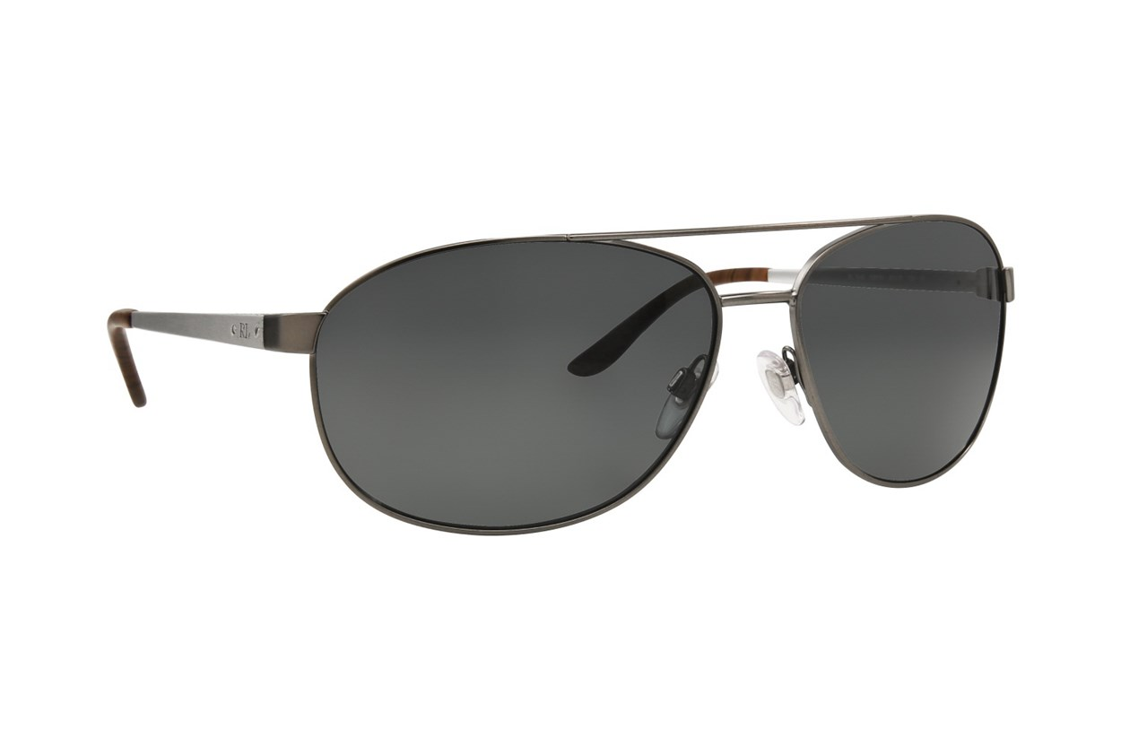Ralph Lauren RL7048 Polarized Gray Sunglasses