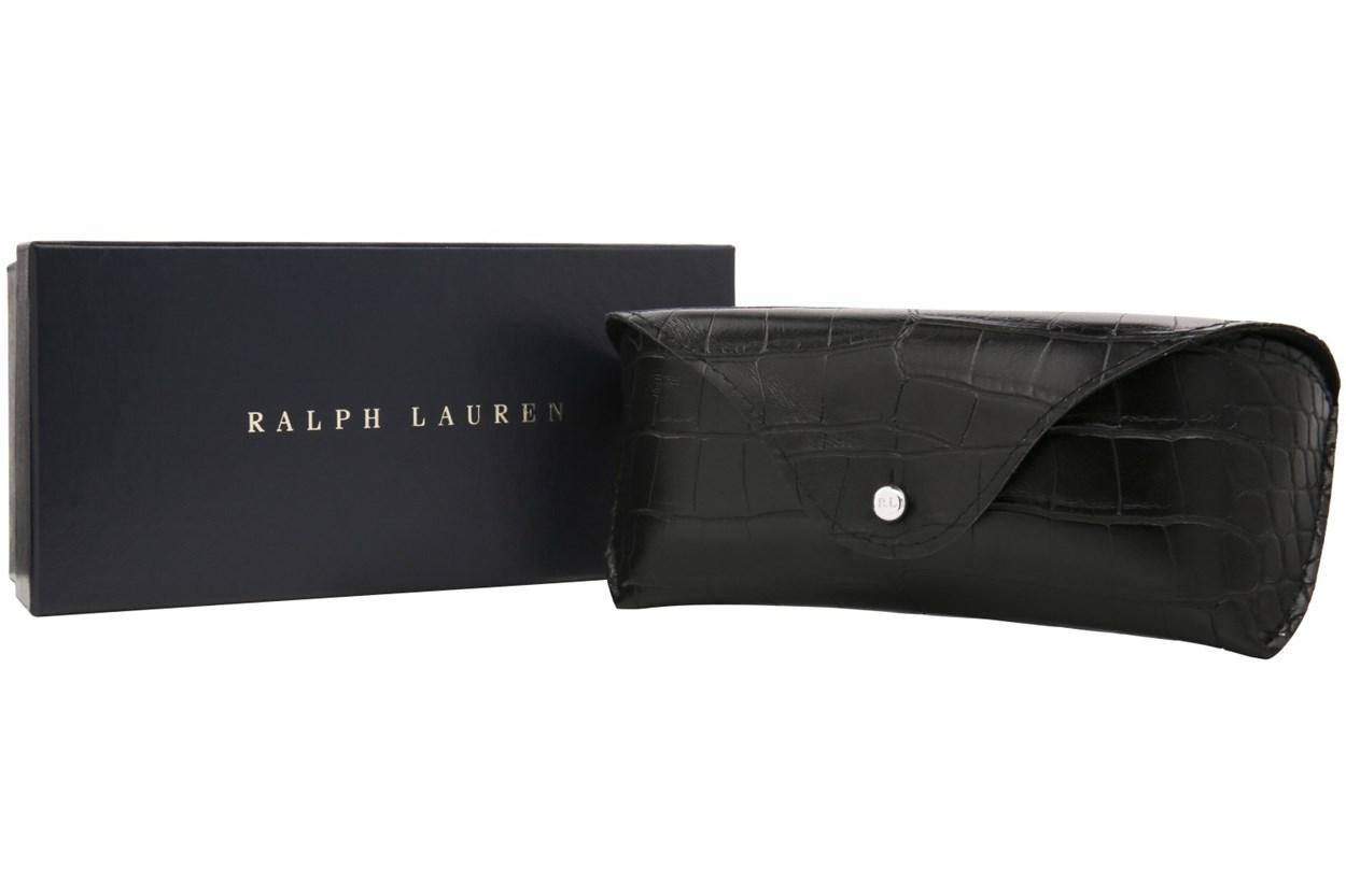 Ralph Lauren RL8129P Black Sunglasses