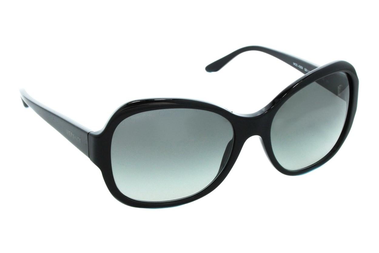 Versace VE4259 Black Sunglasses