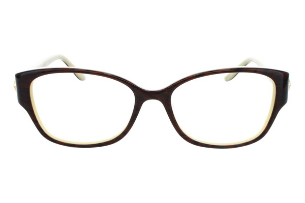 Badgley Mischka Alexis Eyeglasses - Brown