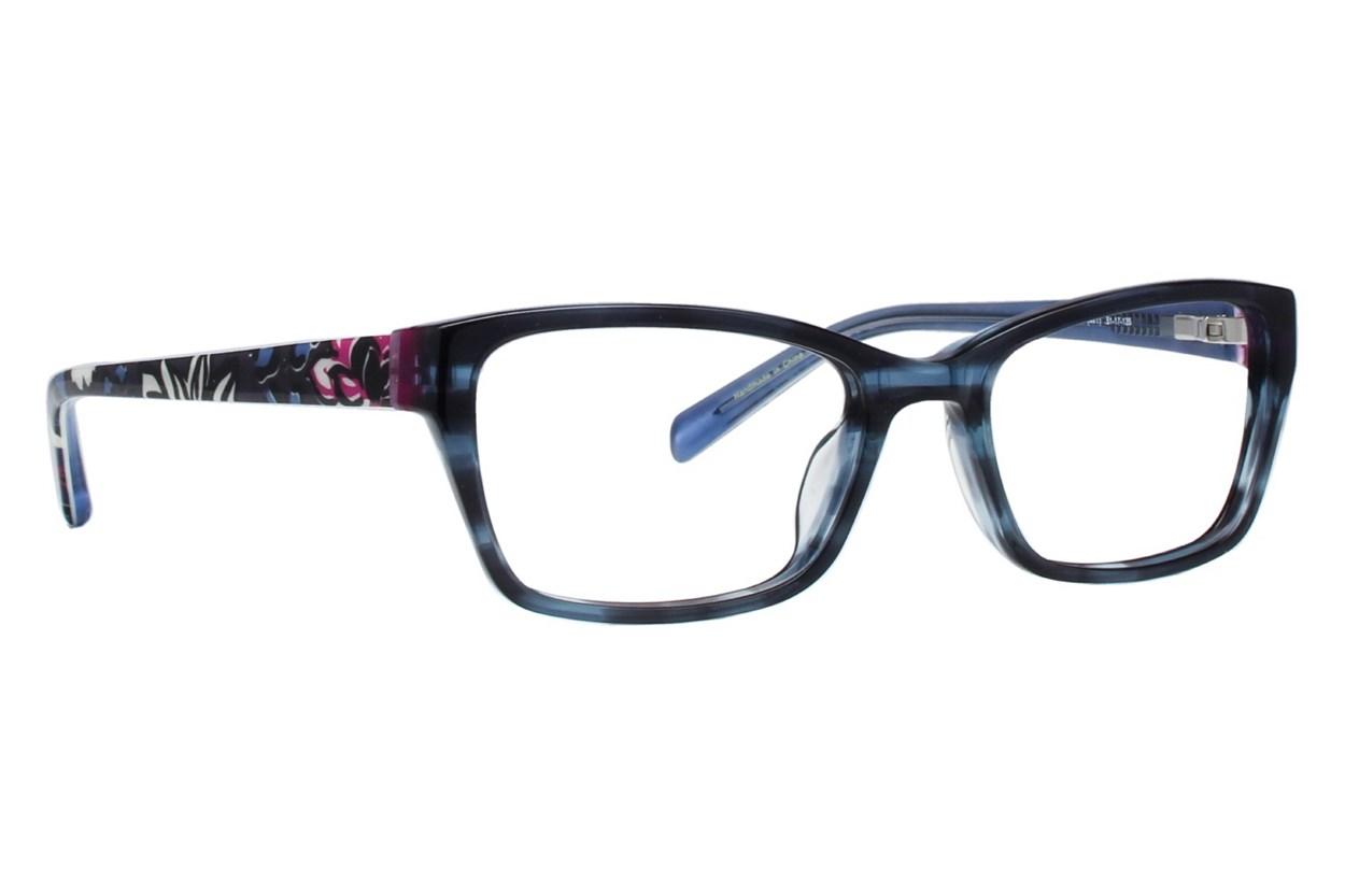 Vera Bradley Marcella S Purple Eyeglasses