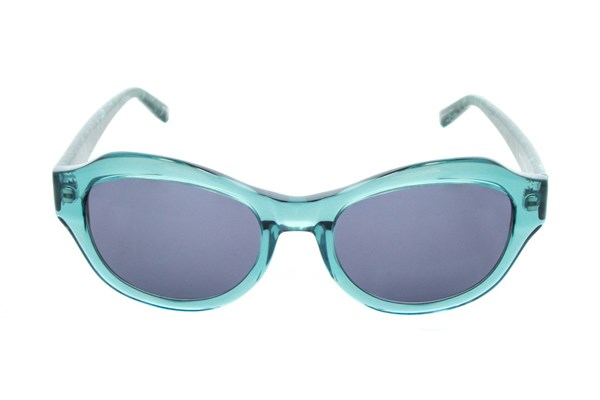 Badgley Mischka Alaina Sunglasses - Blue