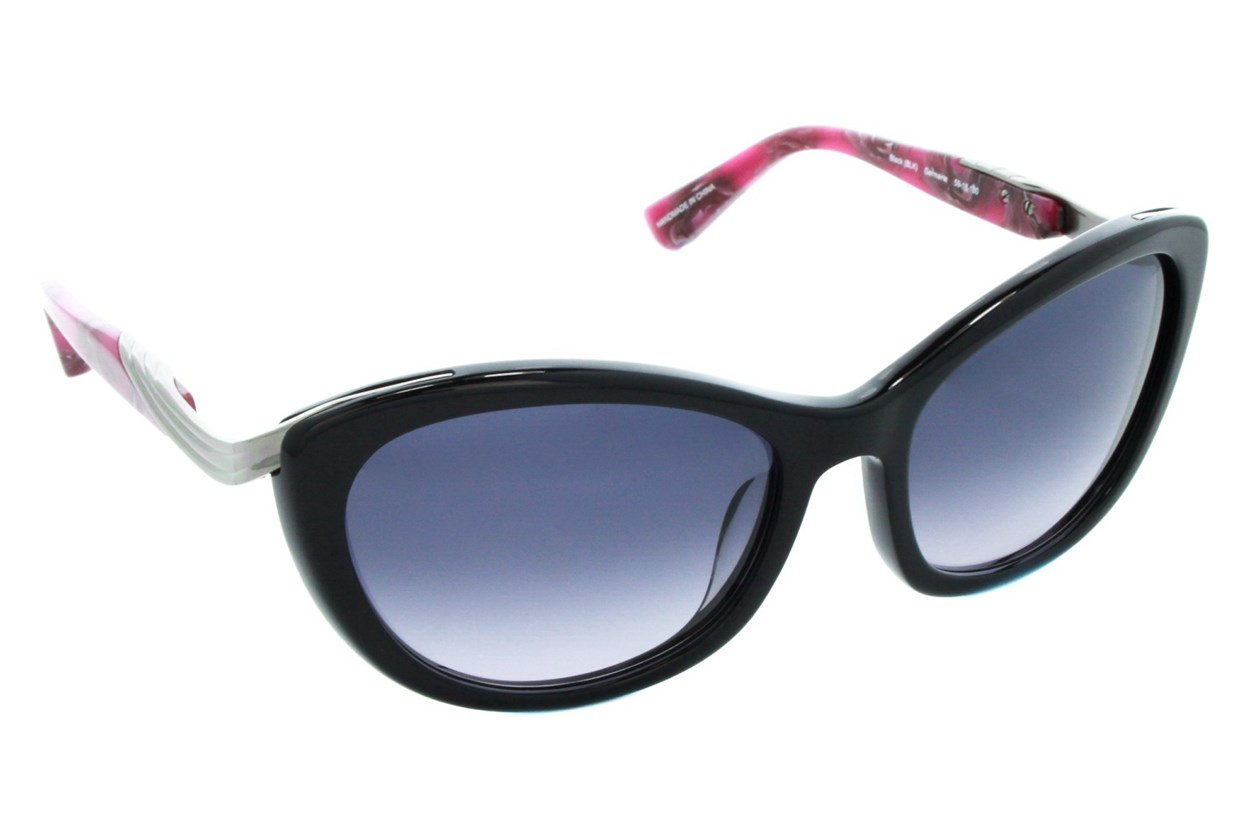 Badgley Mischka Germaine Black Sunglasses