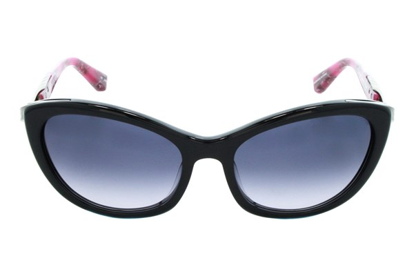 Badgley Mischka Germaine Black Sunglasses