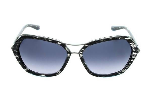Badgley Mischka Yvette Sunglasses - Black