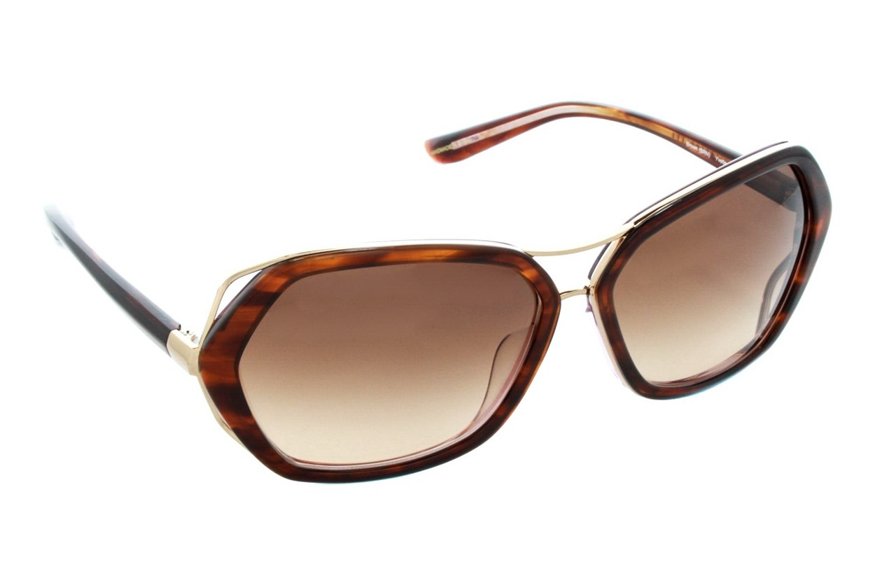 Badgley Mischka Yvette Brown Sunglasses