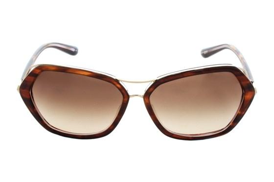 Badgley Mischka Yvette Brown Sunglasses