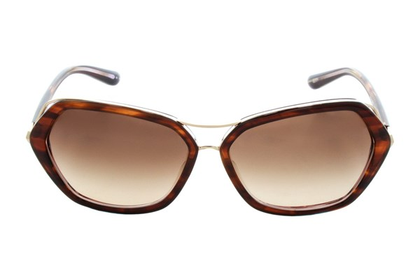 Badgley Mischka Yvette Sunglasses - Brown