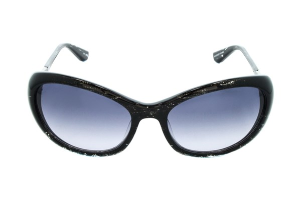 Badgley Mischka Clarette Sunglasses - Black