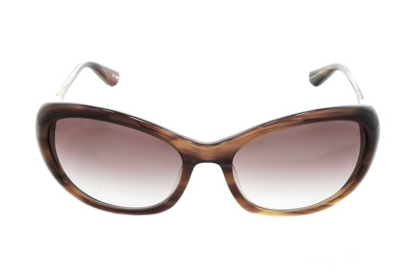 Badgley Mischka Clarette Sunglasses - Brown