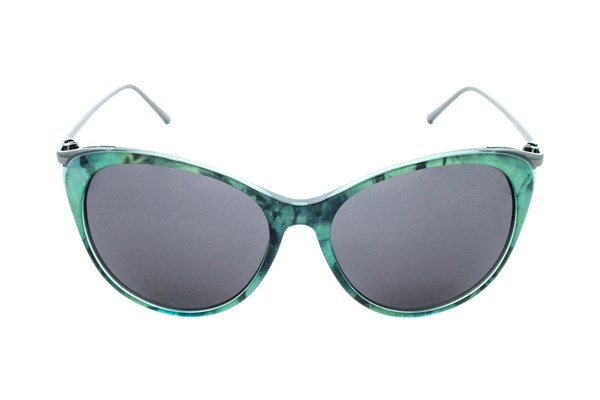 Badgley Mischka Fiona Blue Sunglasses
