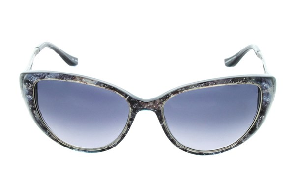 Badgley Mischka Martine Sunglasses - Black