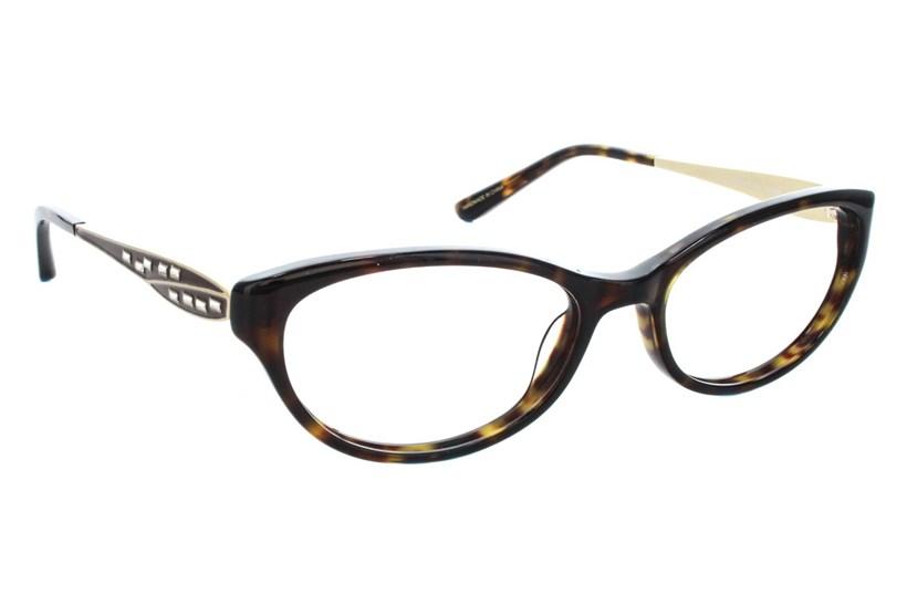 6205bb99001 Badgley Mischka Jeanette - Eyeglasses At AC Lens