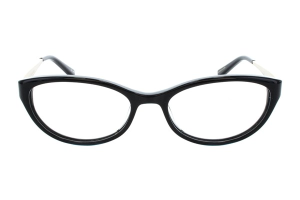 Badgley Mischka Jeanette Black Eyeglasses