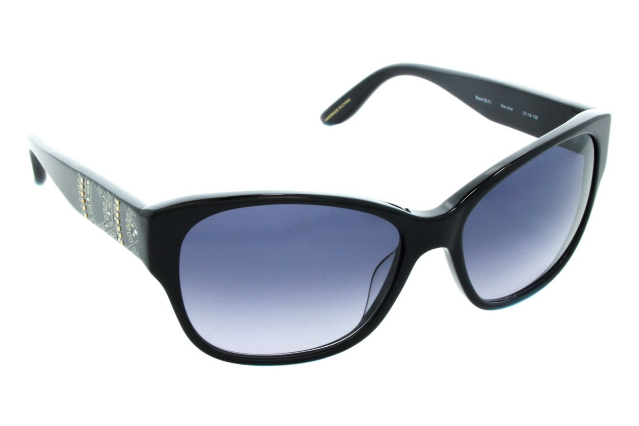 Badgley Mischka Marvelle Sunglasses - Black
