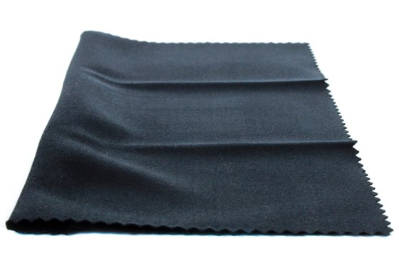 Amcon Soft as Silk Microfiber Cleaning Cloths Black GlassesCleaners