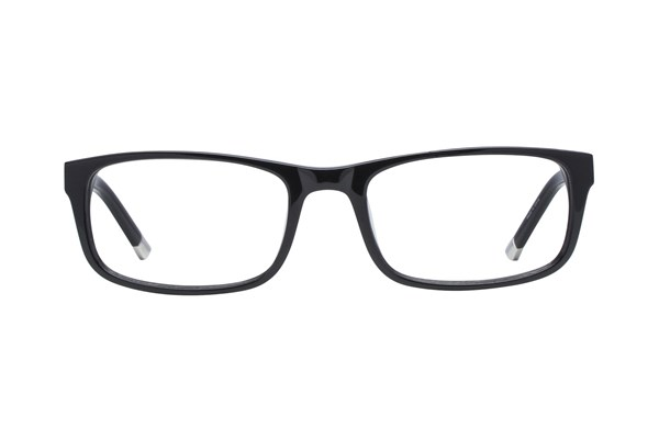 Harley Davidson HD 458 Black Eyeglasses