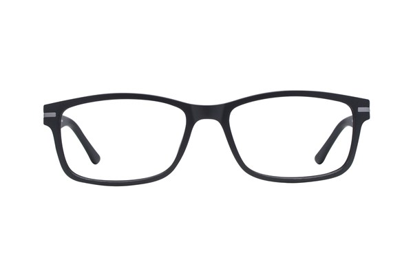 Harley Davidson HD 496 Eyeglasses - Black
