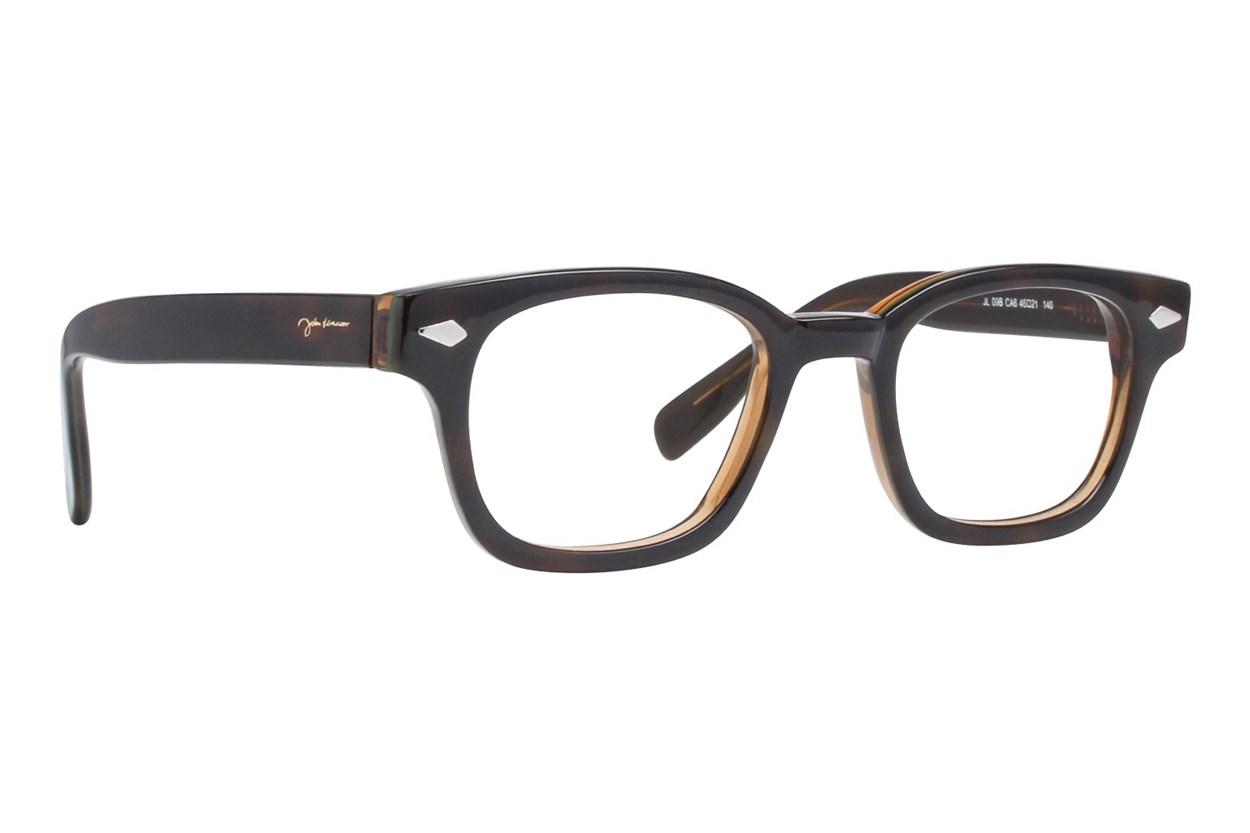 John Lennon JL 09 Tortoise Eyeglasses