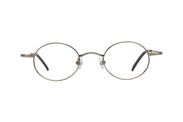 John Lennon Look At Me Gold Eyeglasses