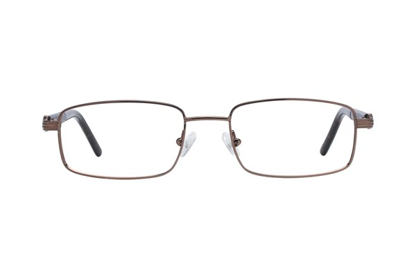 Lennon L3000 Brown Eyeglasses