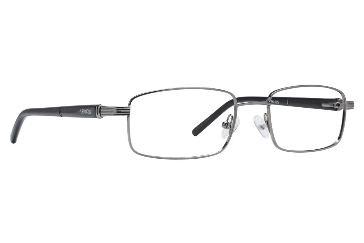 Lennon L3000 Silver Eyeglasses